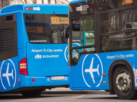 תחבורה ציבורית בבודפשט