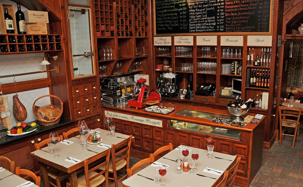 מסעדת טוסקנה