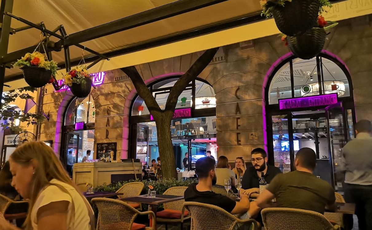 מסעדת בודפשט ביסטרו