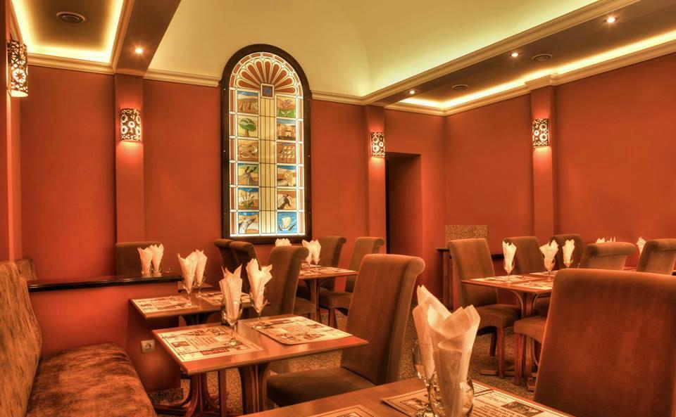 מסעדת כרמל בבודפשט