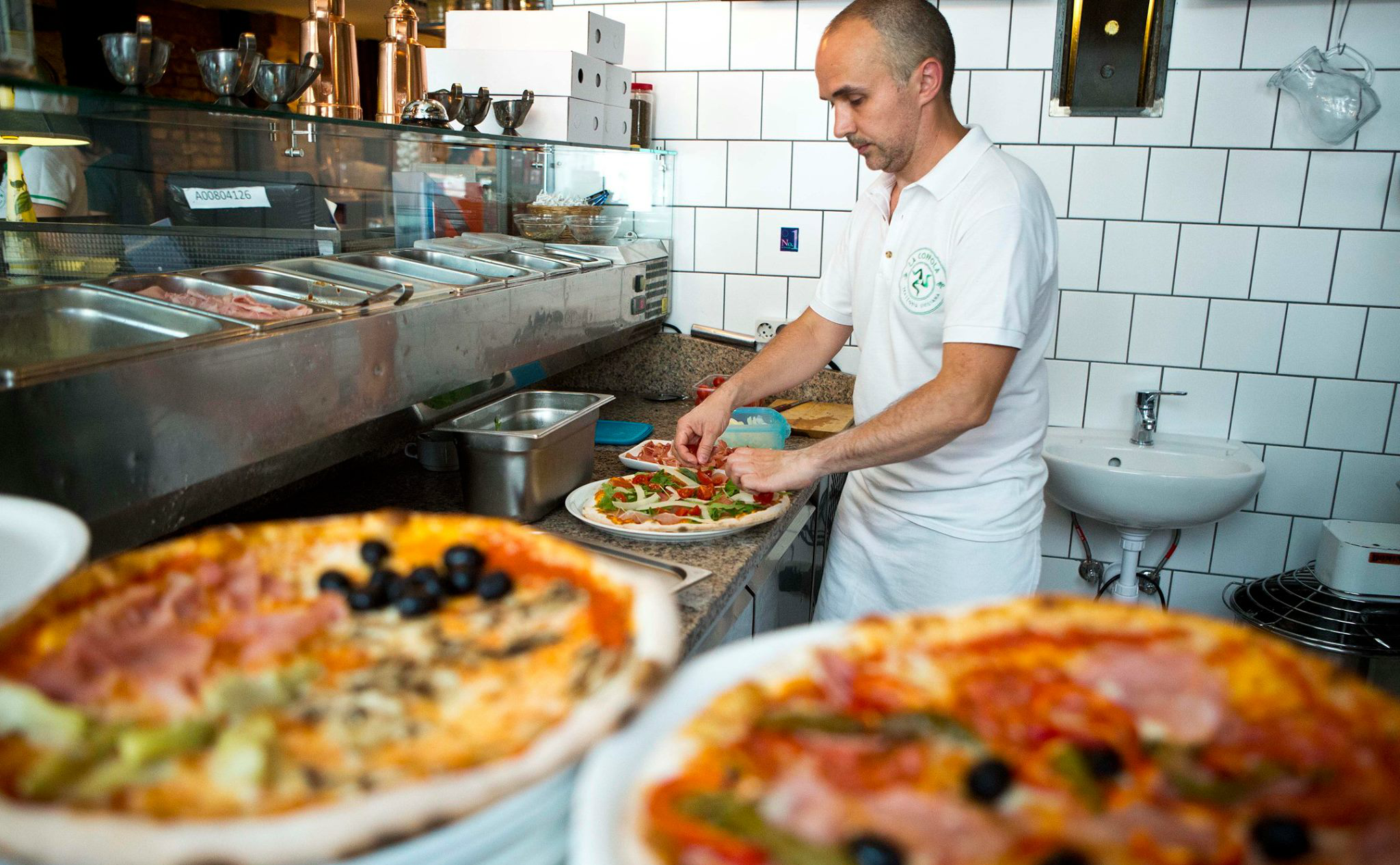 מסעדה איטלקית בבודפשט - מסעדת קופולה