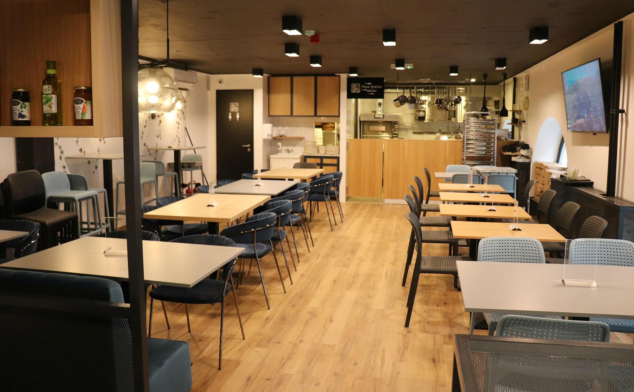 Kosher Deli Restaurant Budapest מסעדות בבודפשט - מסעדת כשר דלי