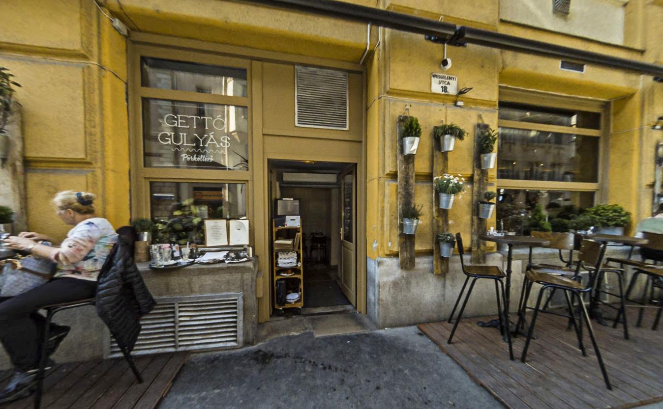 מסעדת גטו גולש