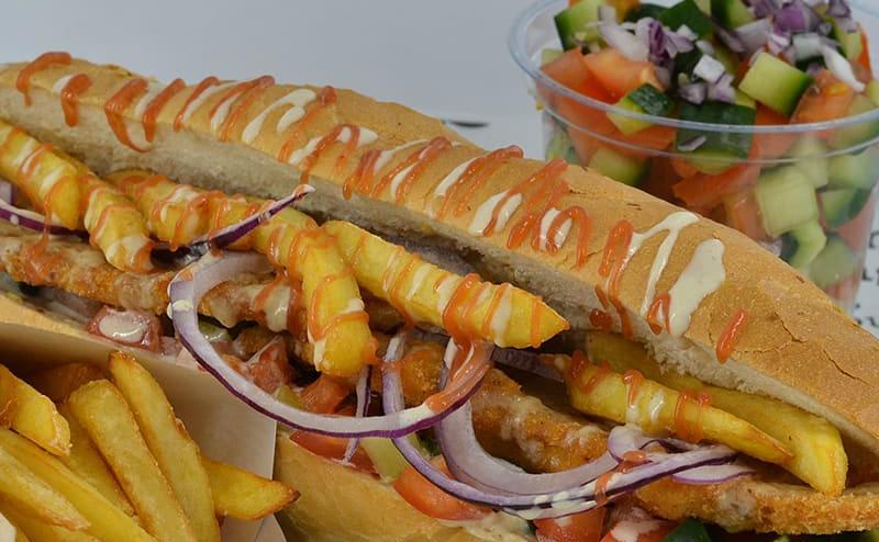 מסעדת מזון מהיר כשר בבודפשט - מיטאפ מסעדה בשרית כשרה ברובע היהודי