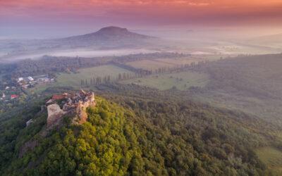 הר באדאצוני וסביבתו