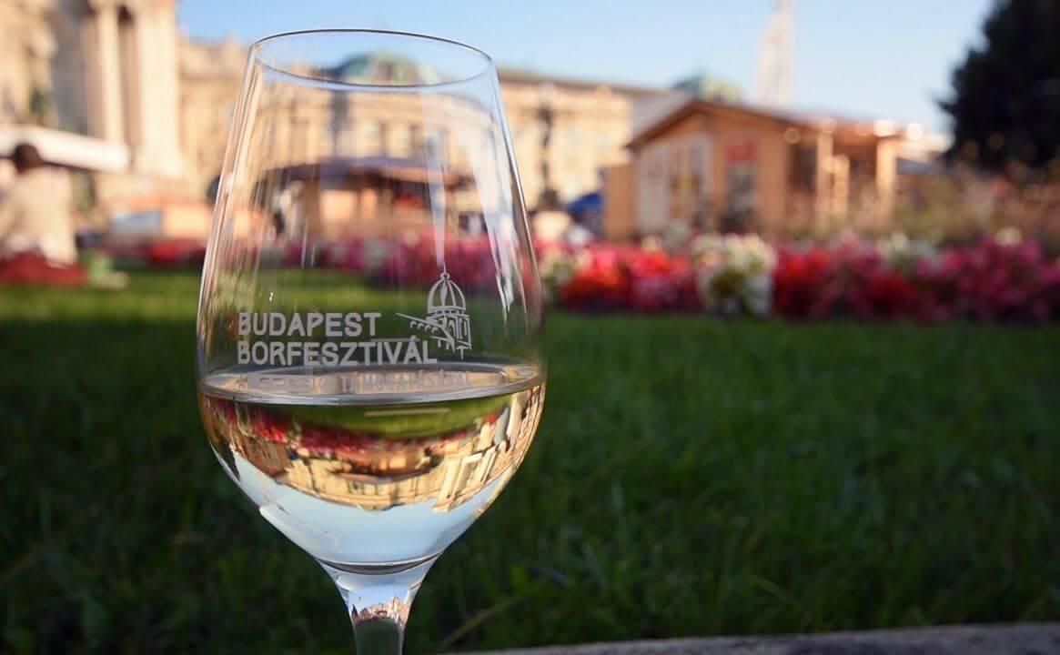 בודפשט בספטמבר - פסטיבל היין