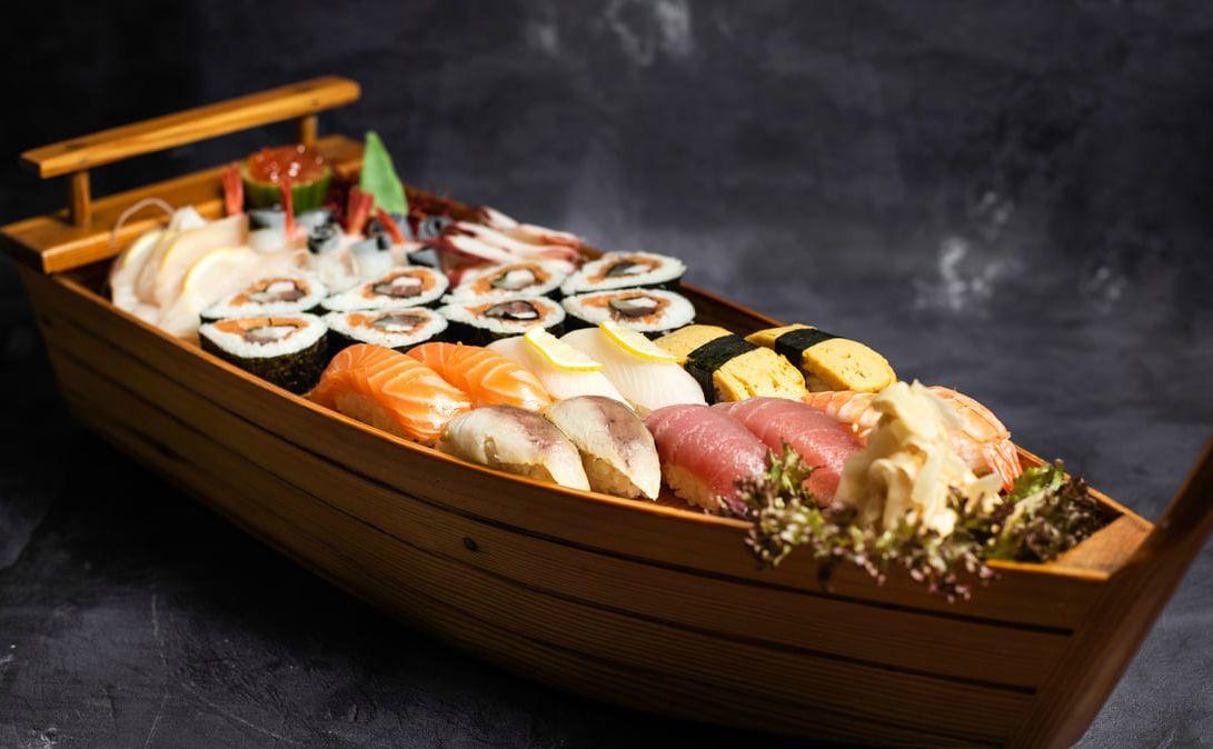 Bambuszliget Japanese Sushi Bar Budapest סושי בודפשט מסעדות יפניות