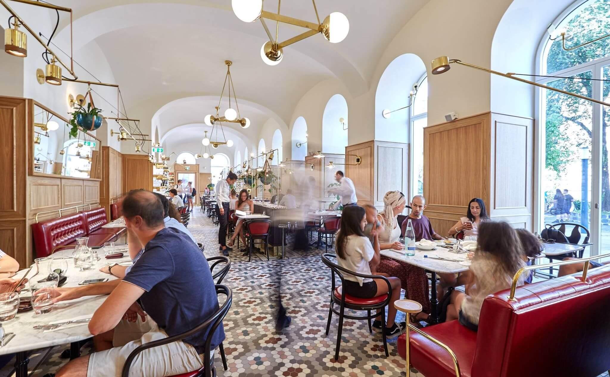 Borze Budapest מסעדת בורזה בבודפשט