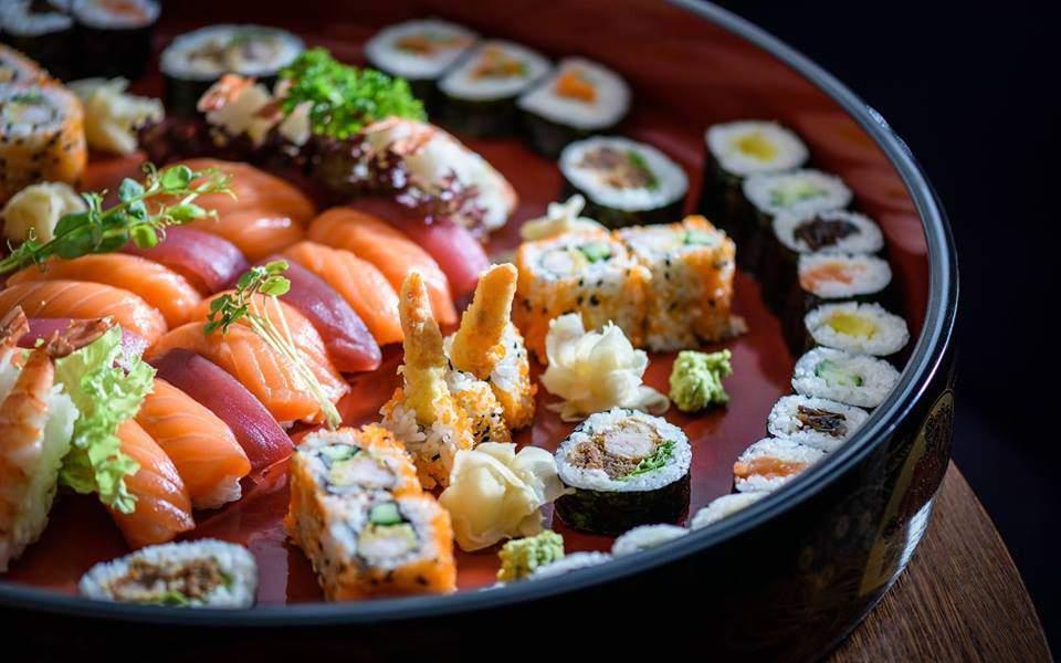 Ennmann Budapest Japanese Sushi Restaurant מסעדה יפנית סושי בבודפשט
