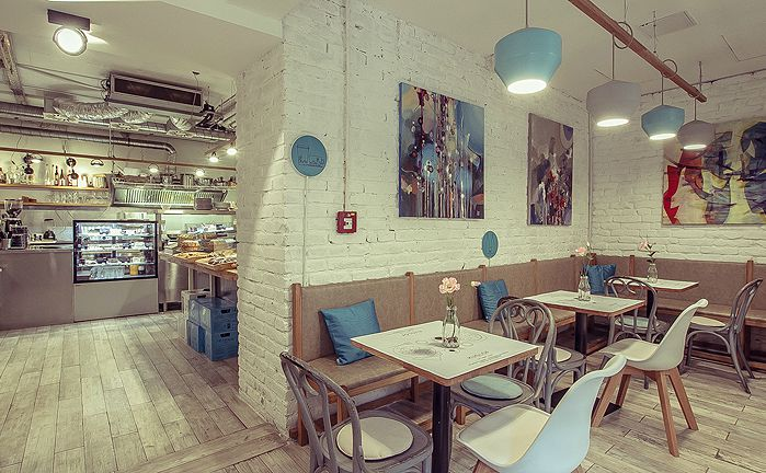 Kuglof Budapest ארוחות בוקר בבודפשט מסעדה