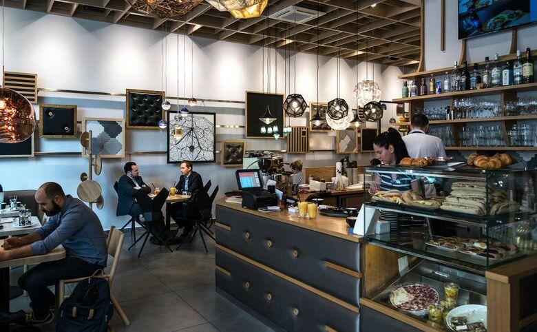 Solinfo Cafe Budapest קפה סולינפו בבודפשט מסעדת ארוחת בוקר