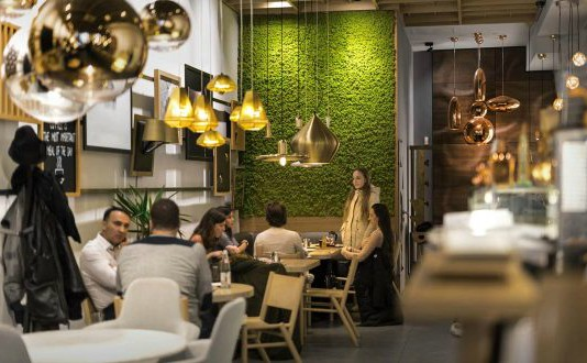 Solinfo Cafe Budapest קפה סולינפו ארוחת בוקר בבודפשט