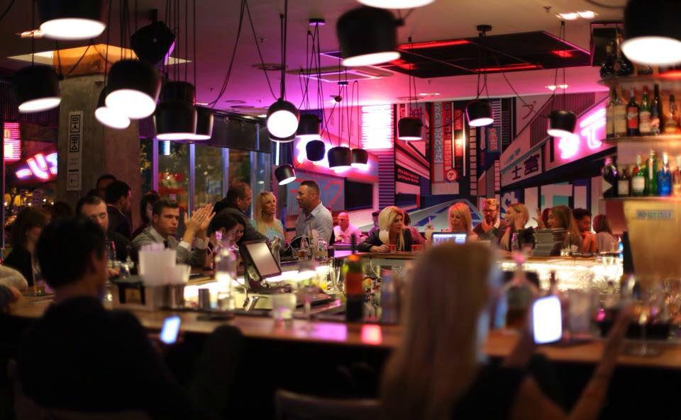 Tokio Sushi Bar Budapest מסעדה יפנית בודפשט