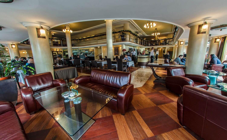 בית קפה דונה פארק הונגריה בודפשט