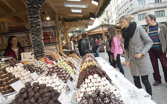 כריסטמס בבודפשט יריד חג המולד