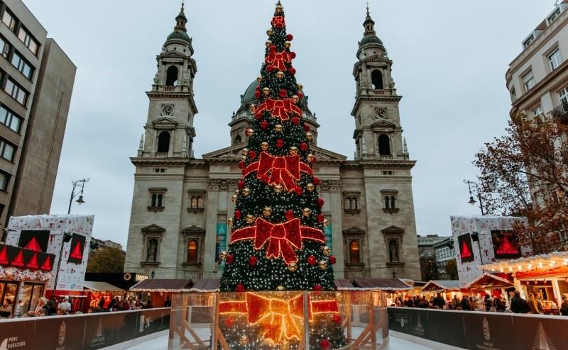 כריסמס בבודפשט יריד חג המולד