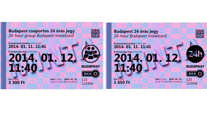 תחבורה ציבורית בבודפשט סוגי כרטיסים מנויים