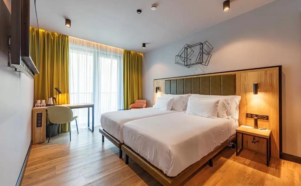 Barcelo-Budapest מלונות בבודפשט 4 כוכבים ברובע היהודי מלון ברצ'לו