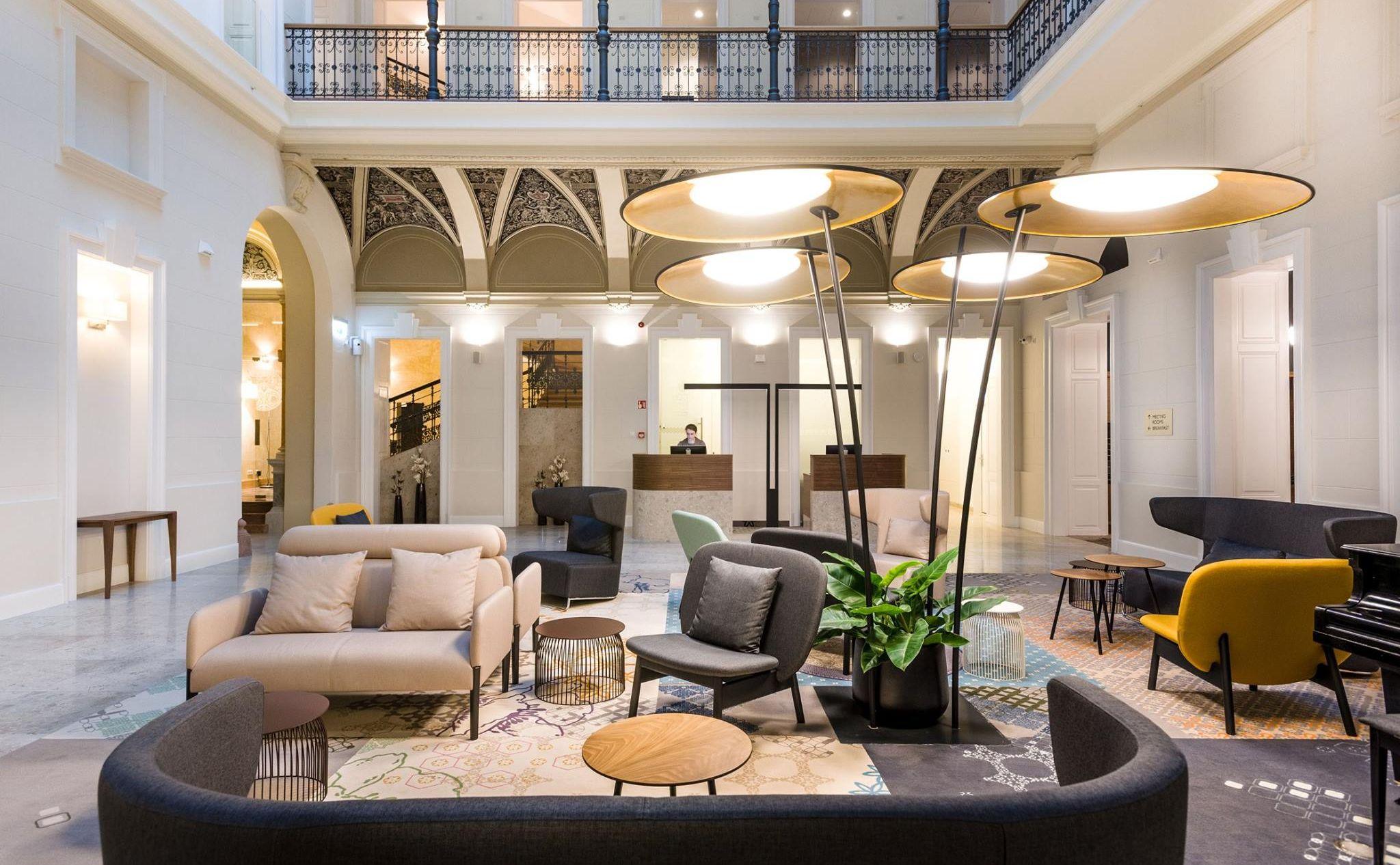 Hotel Moments Budapest מלונות בבודפשט 4 כוכבים מלון מומנטס הונגריה