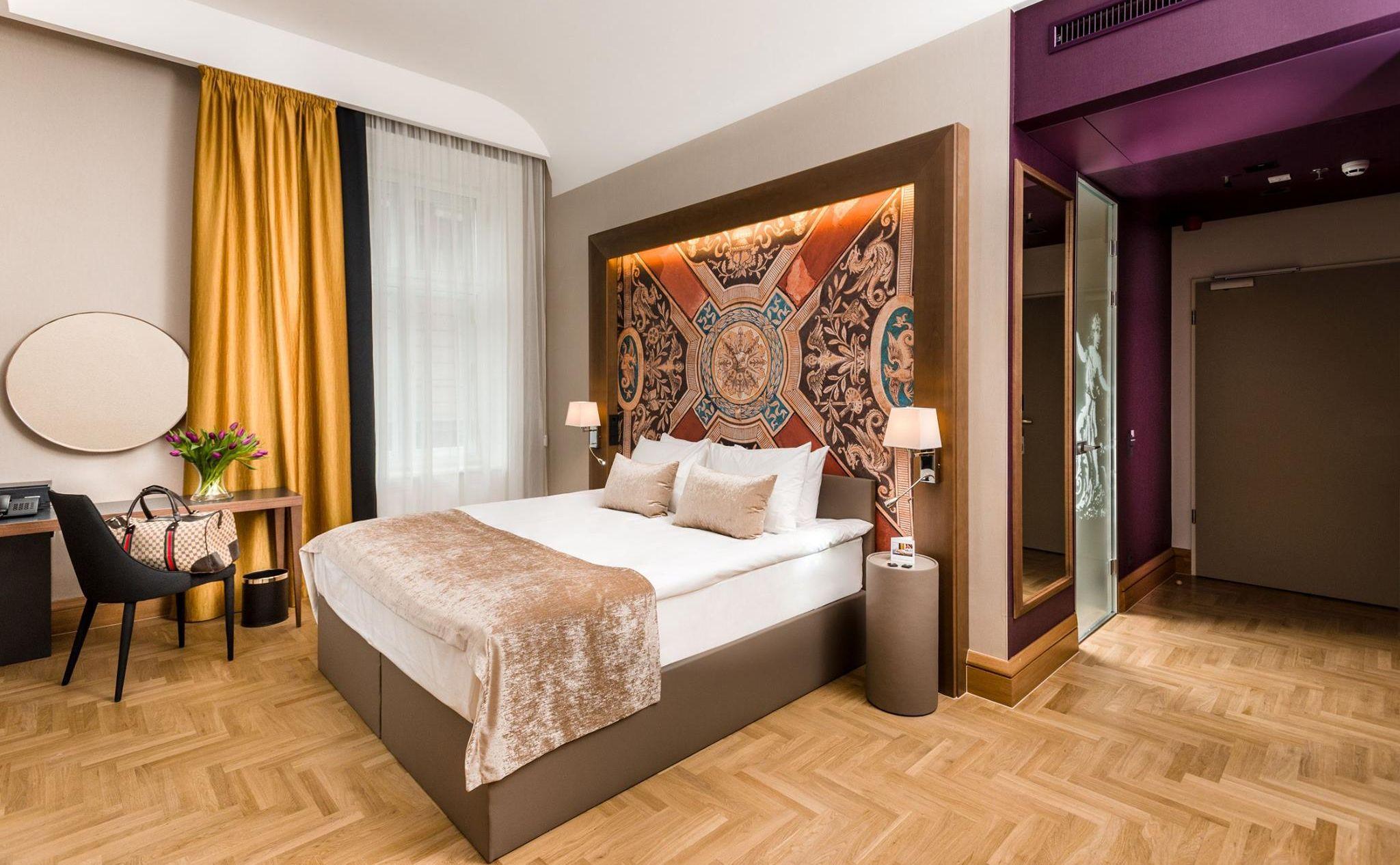 Hotel Moments Budapest מלונות בבודפשט 4 כוכבים