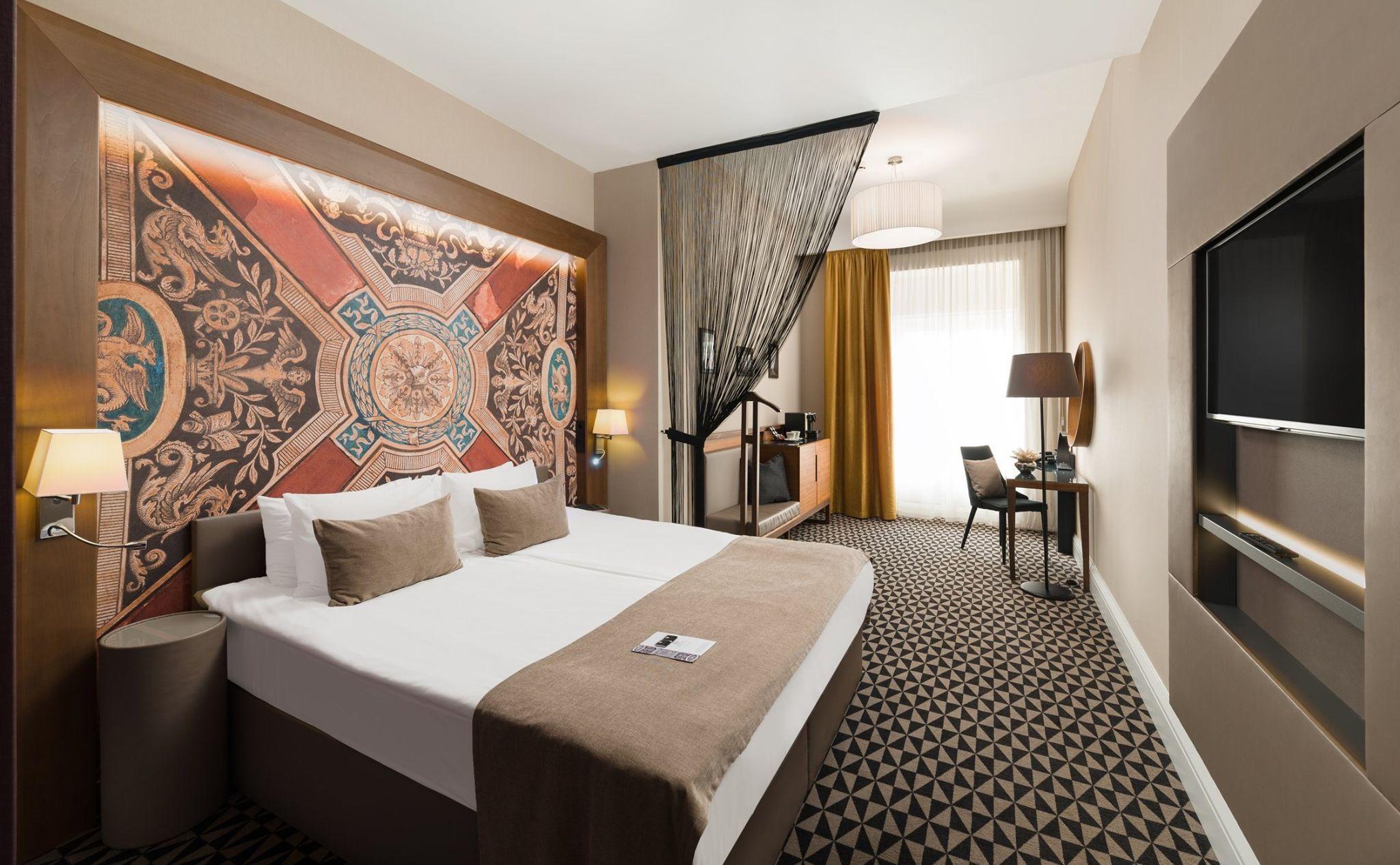 Hotel Moments Budapest מלונות 4 כוכבים בבודפשט מלון מומנטס