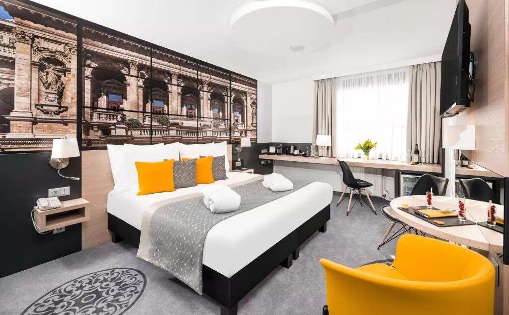 Mercure City Center Budapest מלון מרקיור סיטי סנטר בודפשט
