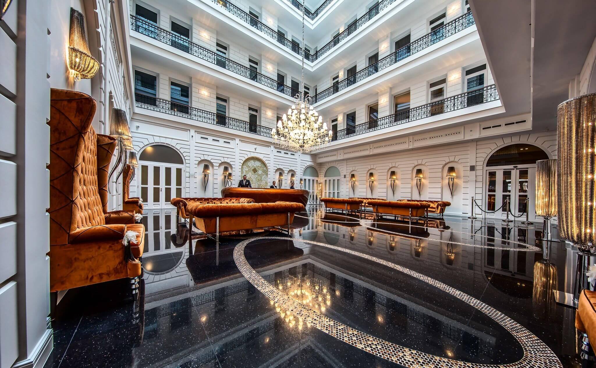 Prestige Hotel Budapest מלונות בודפשט הונגריה מלון פרסטיז' 4 כוכבים