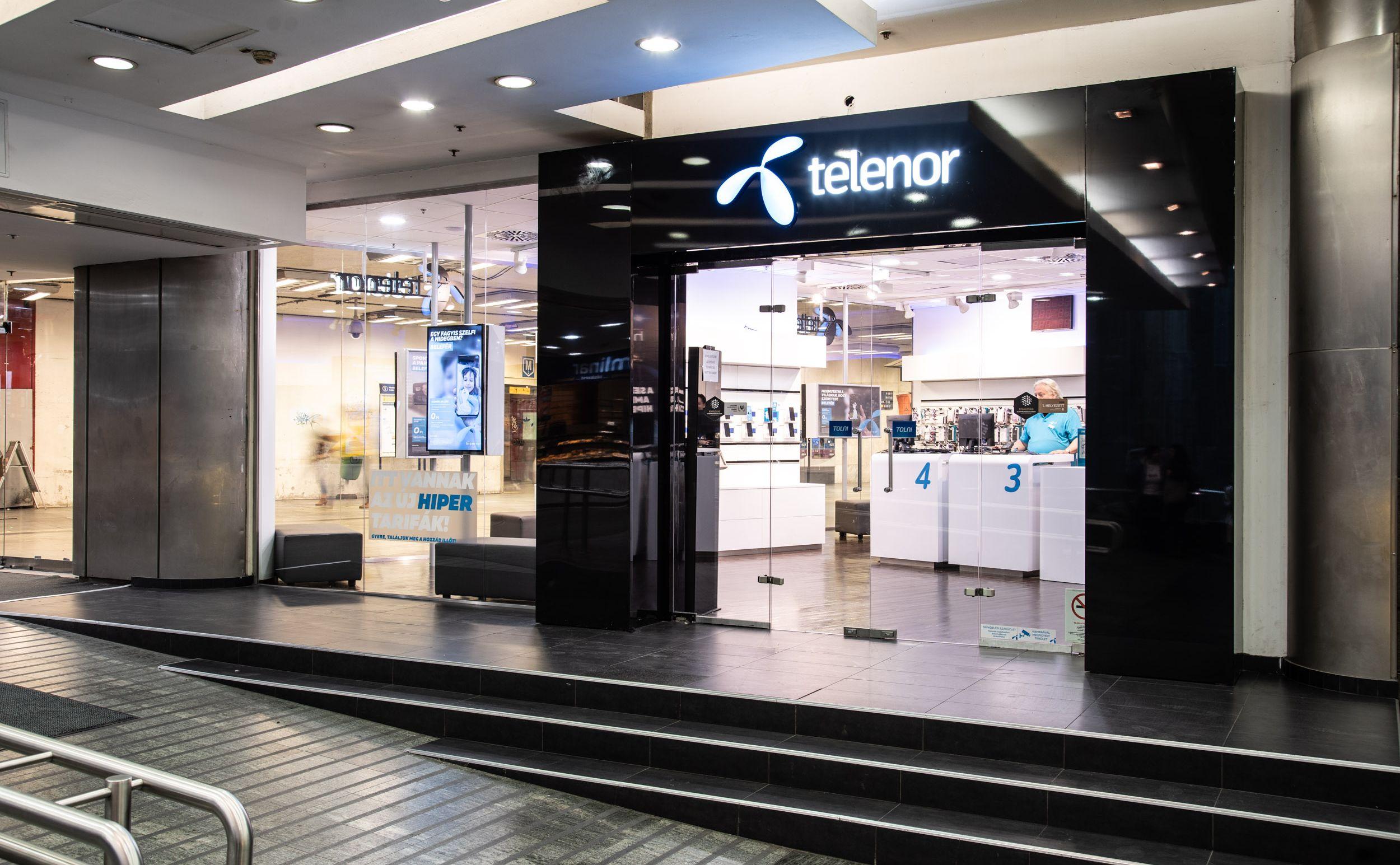 Telenor Westend mall חבילת גלישה כרטיס סים מקומי קניון ווסטאנד בודפשט
