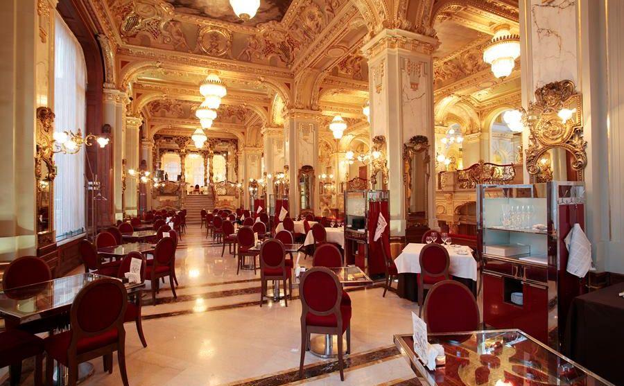 new-york-cafe-budapest-קפה ני יורק בודפשט הונגריה