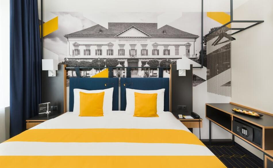 D8 Hotel Budapest מלון די 8 מלונות 3 כוכבים בבודפשט