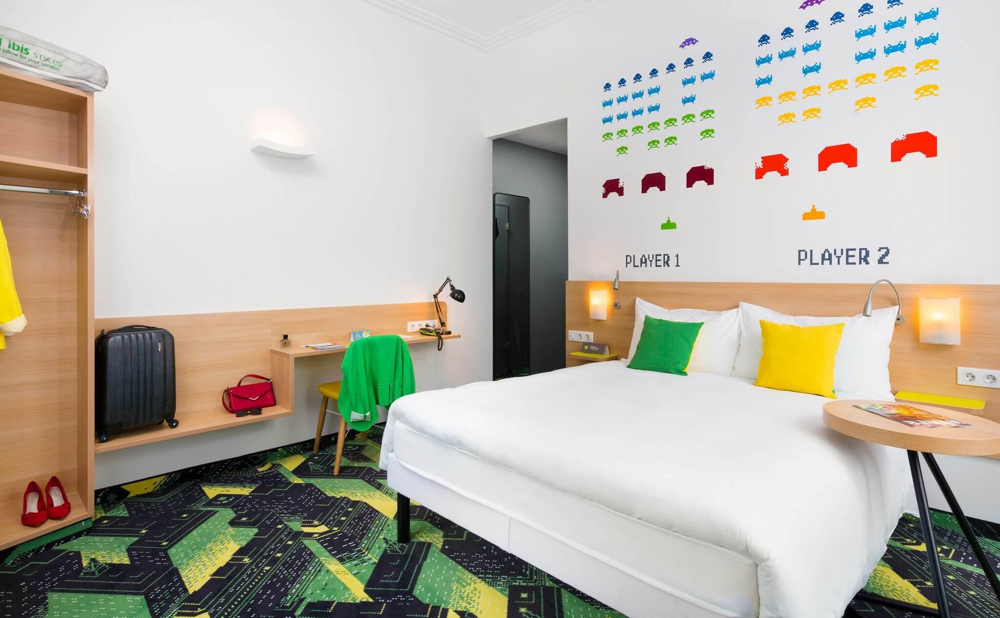 ibis styles budapest center מלון איביס בודפשט