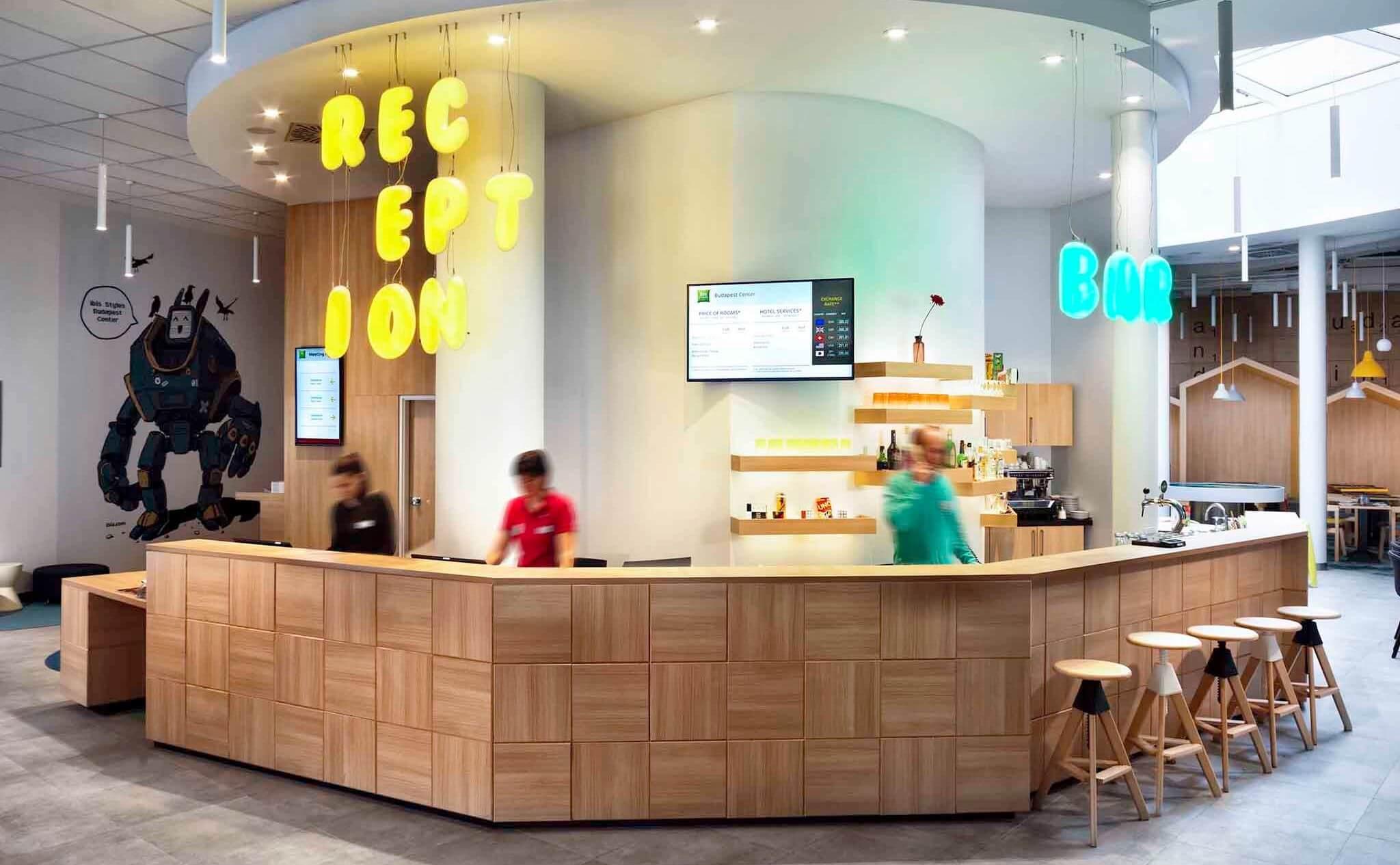 ibis styles budapest center מלונות 3 כוכבים בבודפשט