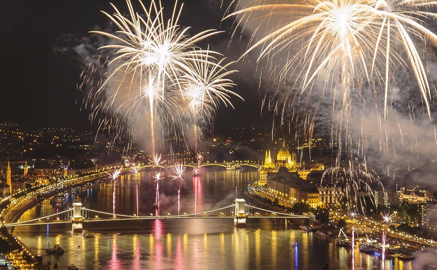 בודפשט בקיץ באוגוסט