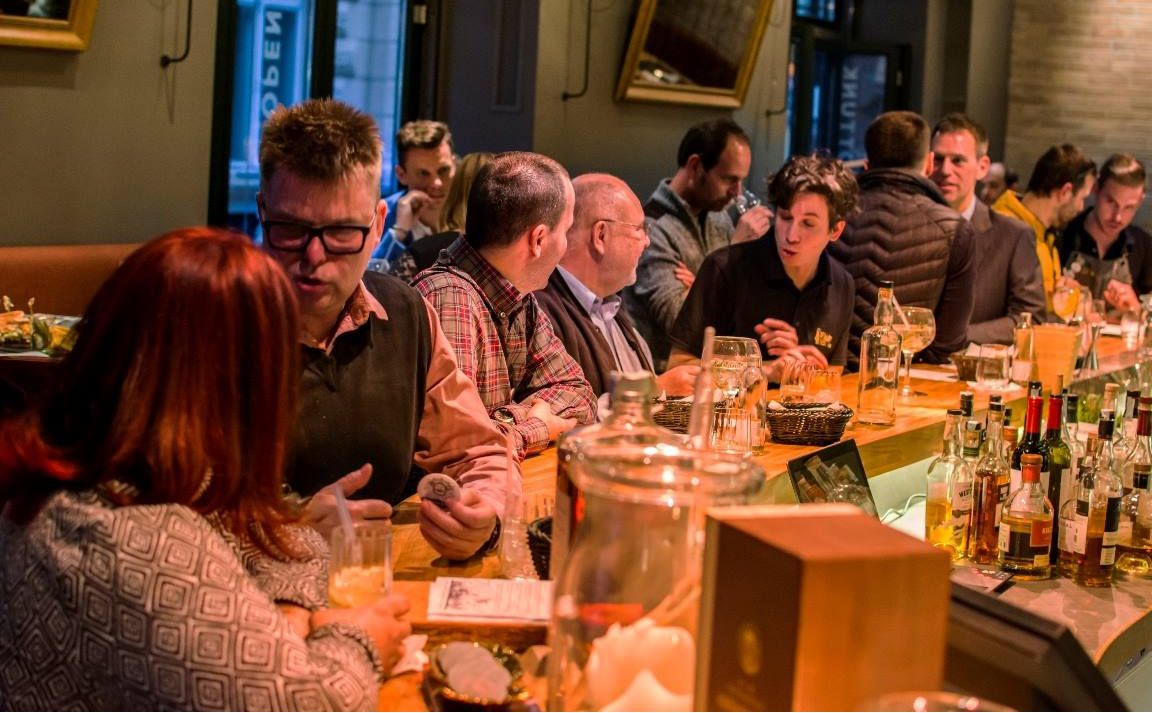 Good Spirit Bar גוד ספיריט בר ברים בבודפשט