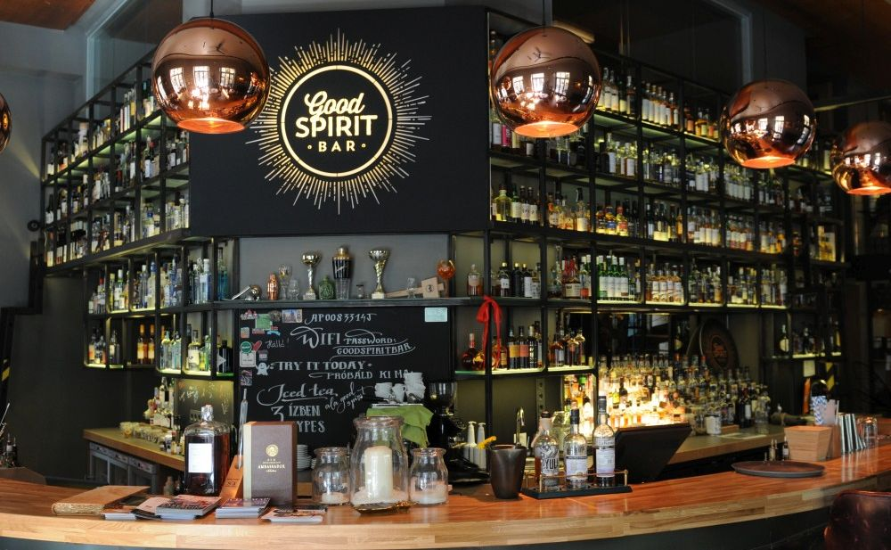 Good Spirit Bar Budapest גוד ספיריט בר ברים בודפשט