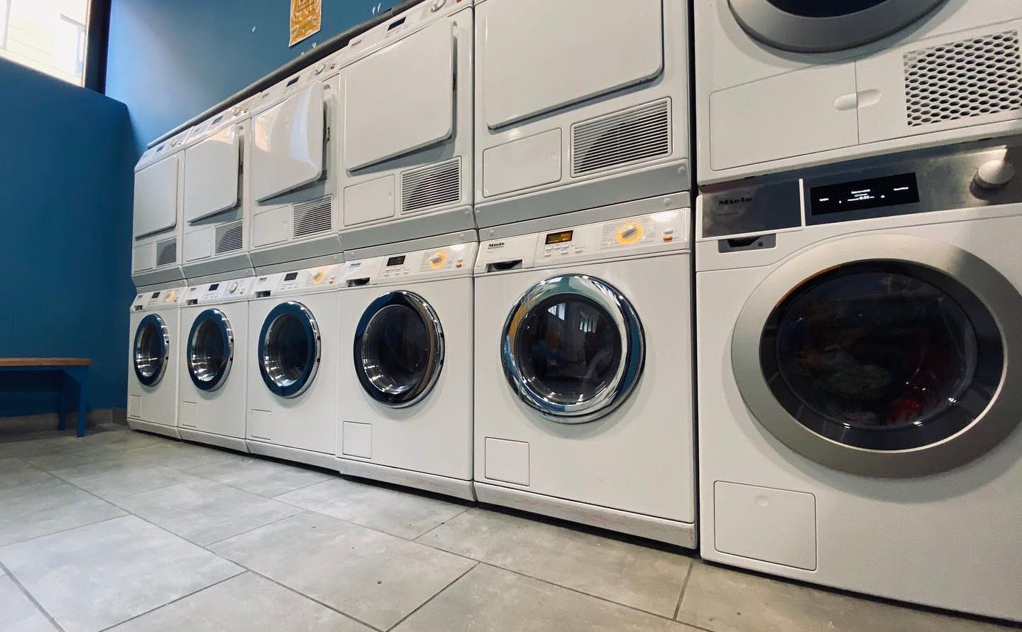 Deans College Hotel Laundry